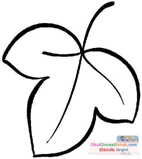 çiçek Kalıpları 27 Preschool Activity