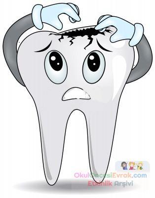 Diş Sağlığı Boyama