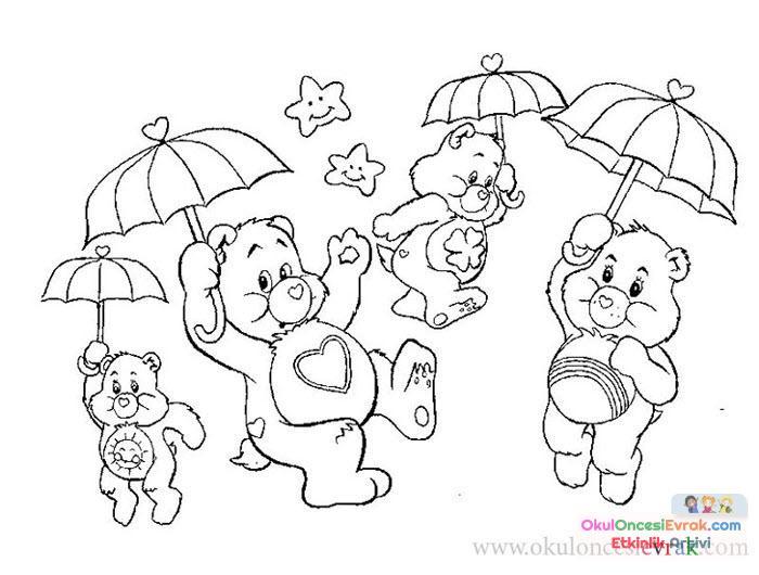 Karışık Boyama 72 Preschool Activity