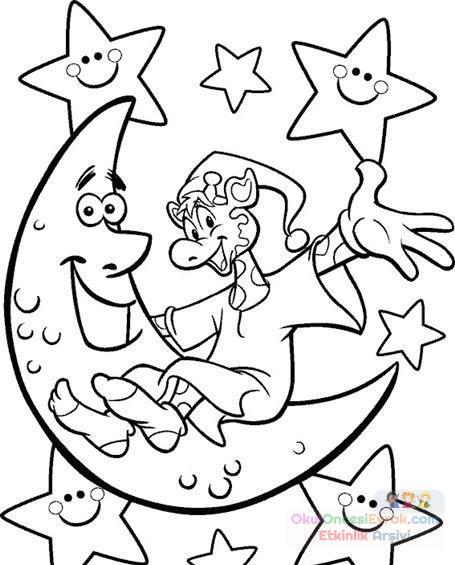 Karışık çizgi Film Boyama 160 Preschool Activity