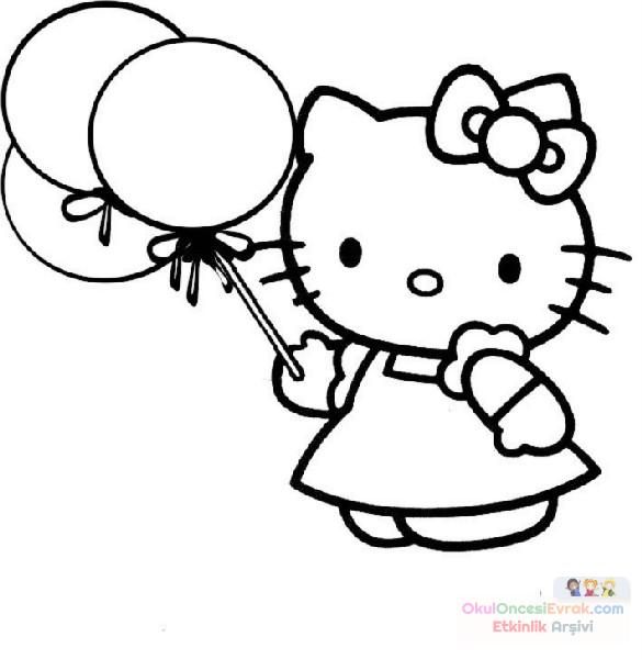 Karışık çizgi Film Boyama 175 Preschool Activity
