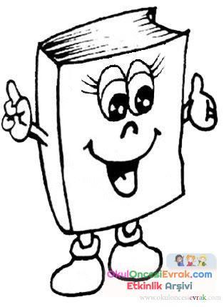 Kitap Haftası 5 Preschool Activity