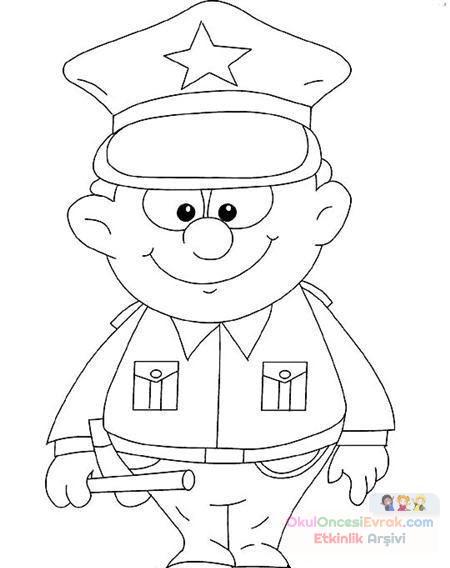 Meslekler 257 Preschool Activity