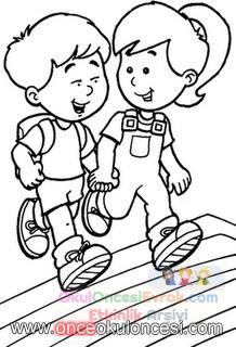 Okul öncesınde Boyama Ve Kağit Işleri Sınıf Süslerisınıf Kuralları