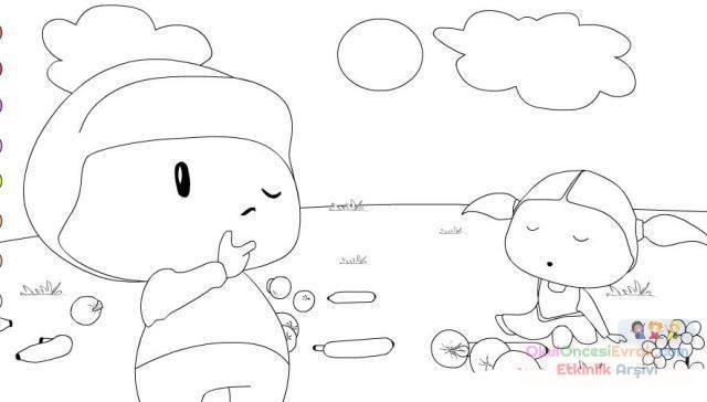 Pepe Boyama 3 Preschool Activity