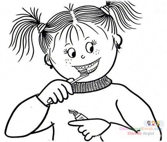 Temizlik Kuralları 9 Preschool Activity