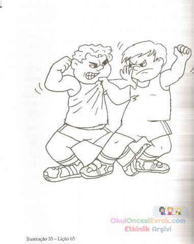 Uyulması Gereken Kurallar 27 Preschool Activity