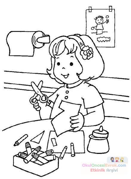 Uyulması Gereken Kurallar 40 Preschool Activity