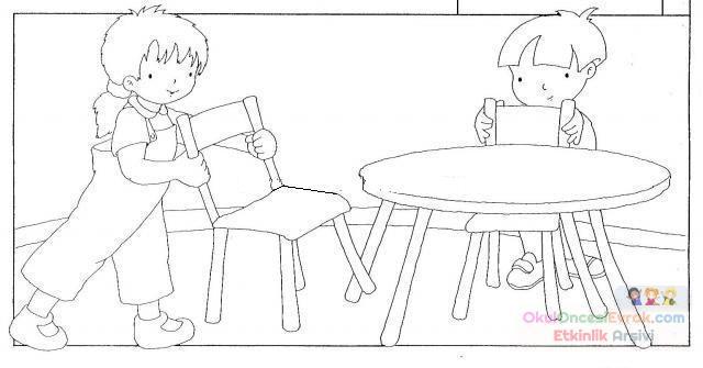 Uyulması Gereken Kurallar 45 Preschool Activity