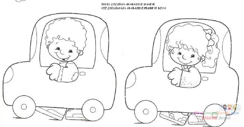 Zıt Kavramlar 49 Preschool Activity