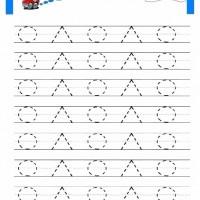 Okul öncesi Eğik çizgi çalışması örnekleri 16 Preschool Activity