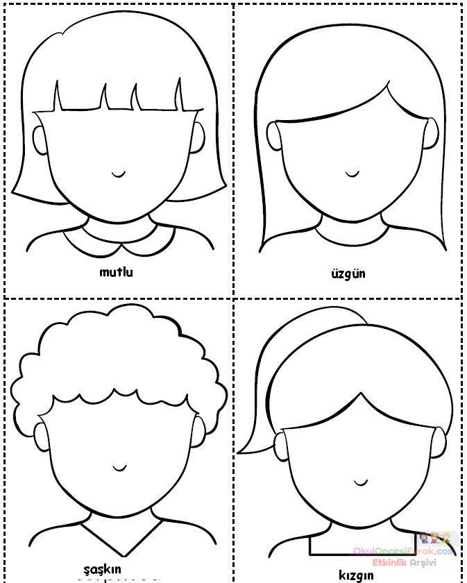 Okul öncesinde Kavramlar 674 Preschool Activity