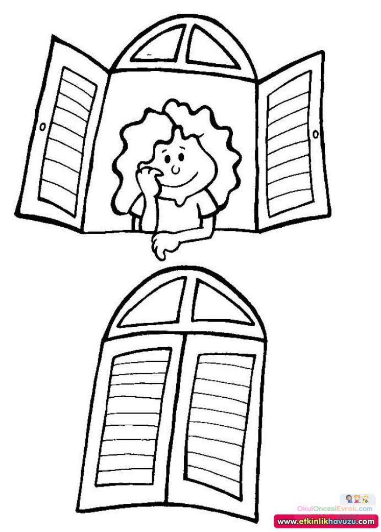 Okul öncesınde Zaman Mekan Zıtboyut Kavramlar 38 Preschool