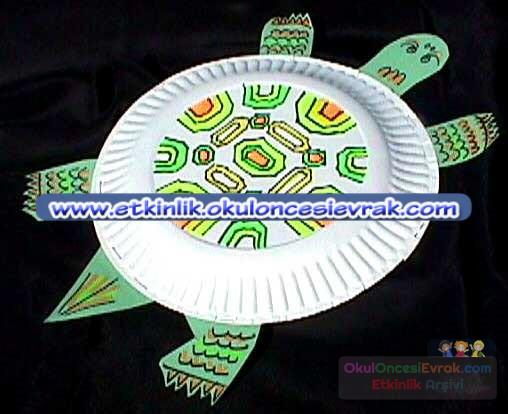 Поделки на бумажные тарелки для детей - Поделка птица. Бумажные птицы. Поделки птиц своими руками