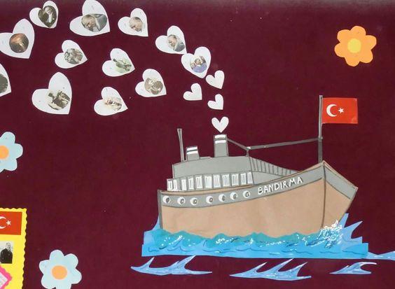 Atatürk 31 Preschool Activity