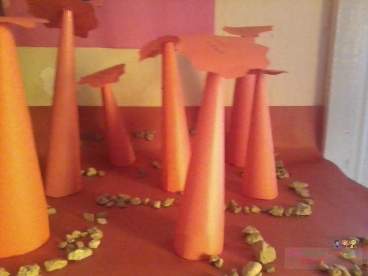 Peri Bacaları Preschool Activity