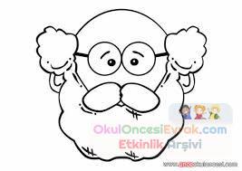 Yaşlı Adam Preschool Activity