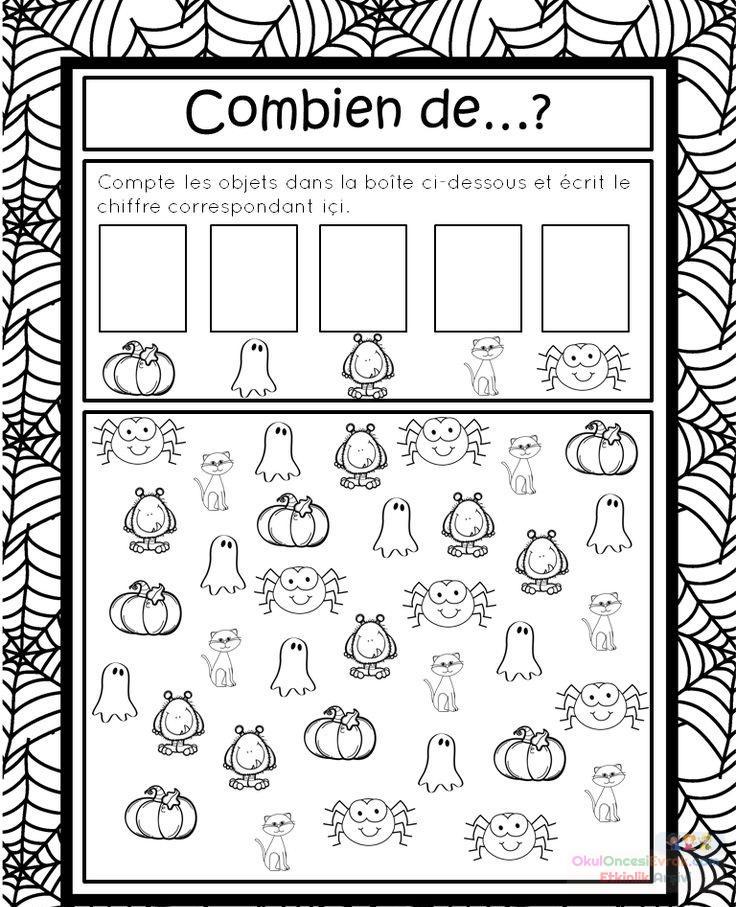 Okul öncesinde Cadı Boyama Sayfası 21 Preschool Activity