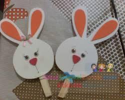 Okul öncesinde Tavşan Etkinliği 14 Preschool Activity