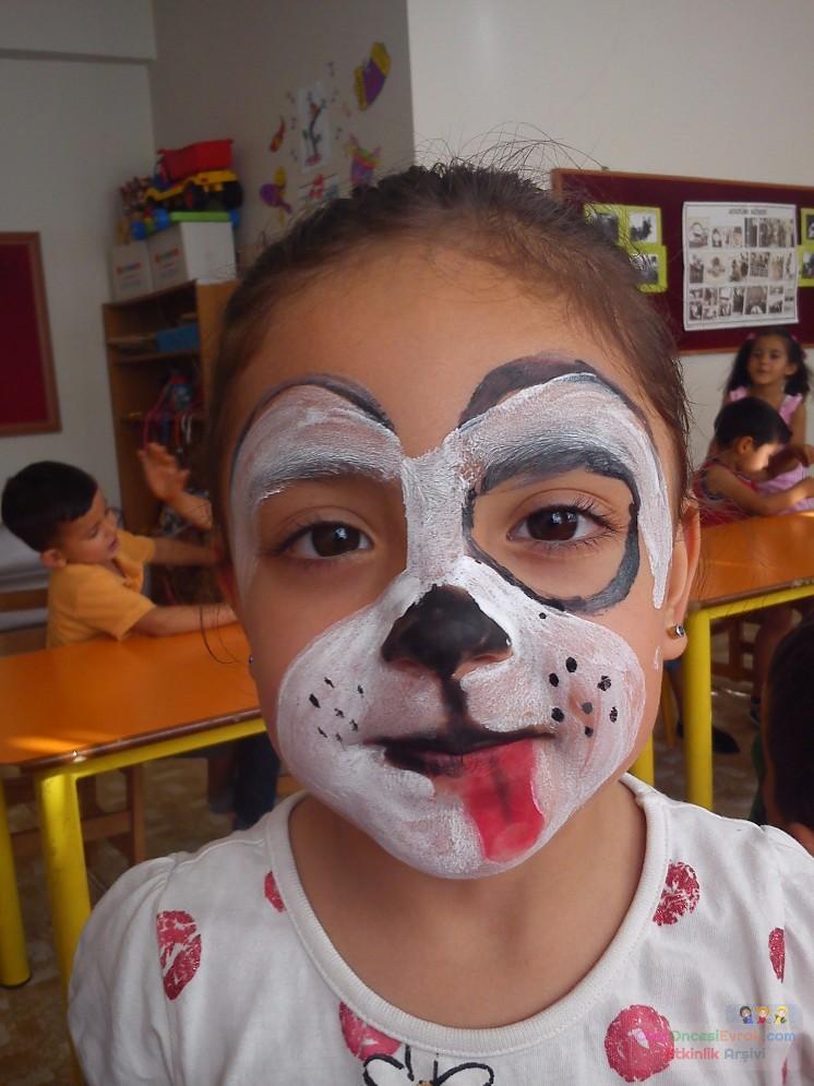 Sevimli Köpecik Preschool Activity