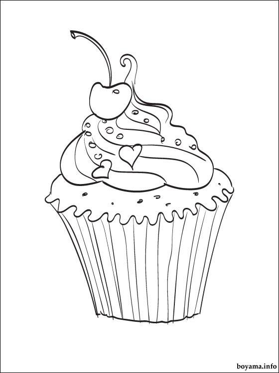 Cupcakes Preschool Activity