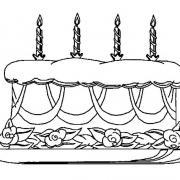 Best Anasınıfı Doğum Günü Pastası Boyama Image Collection