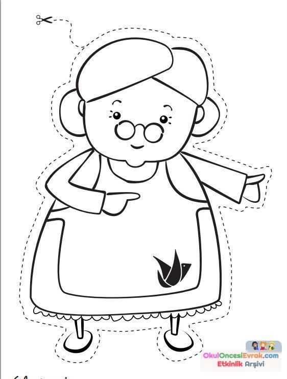 Yaşlı Genç Etkinlikleri 27 Preschool Activity
