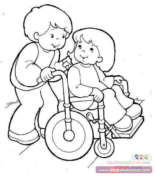 Değerler Eğitimi 10 Preschool Activity