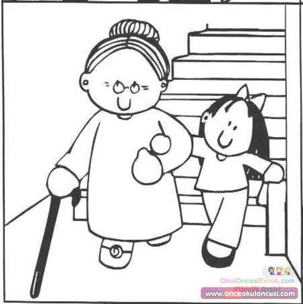 Değerler Eğitimi 462 Preschool Activity