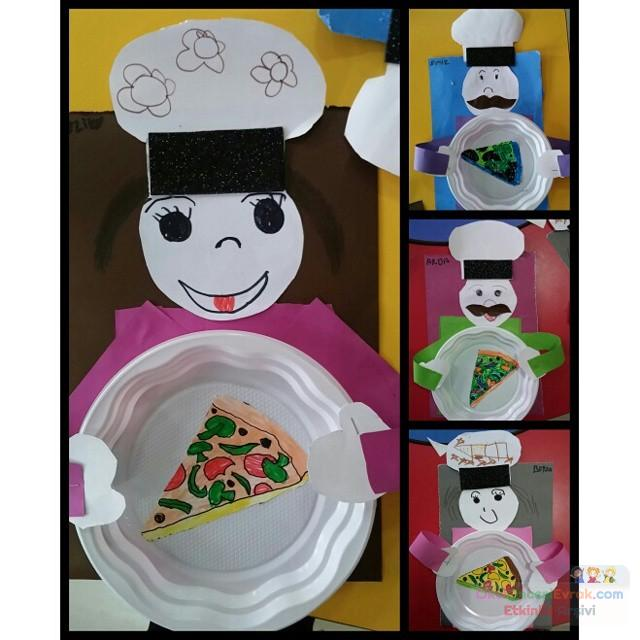 Sanat Etkinliği Ve Boyama Sayfası 134 Preschool Activity