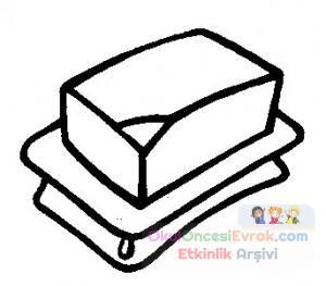 Süt Ve Yoğurt çalişması Boyaması 4 Preschool Activity