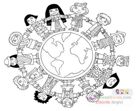 Atatürk Haftası 23 Nisan 31 Preschool Activity