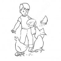 Hayvanları Koruma Günü 3 Preschool Activity