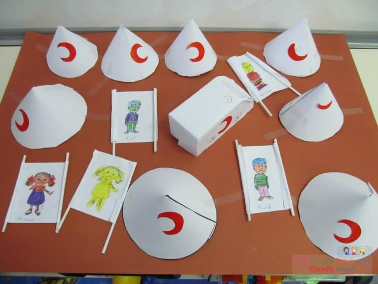 Kızılay Grup 1 Preschool Activity