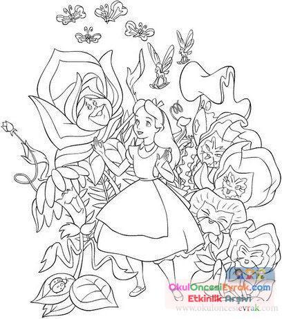 Alice Harikalar Diyarı (13)