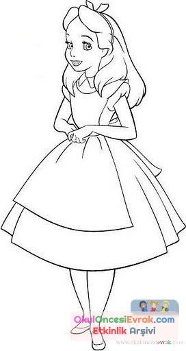 Alice Harikalar Diyarı (14)