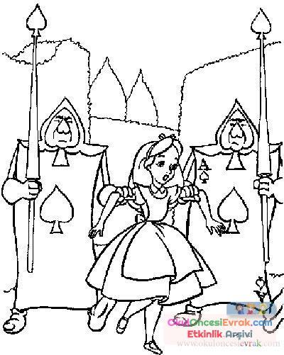 Alice Harikalar Diyarı (18)