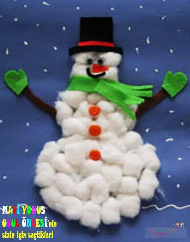 Как сделать снежки из dns