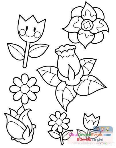 Çiçek Kalıpları (19)