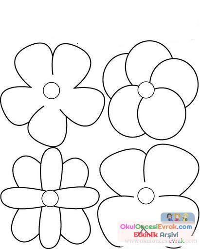 Çiçek Kalıpları (20)