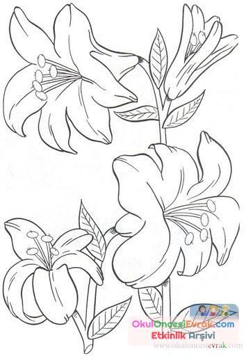 Çiçek Kalıpları (23)