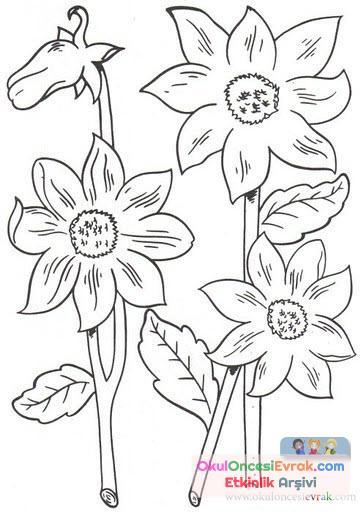 Çiçek Kalıpları (25)