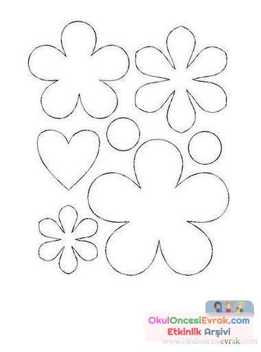 Çiçek Kalıpları (33)