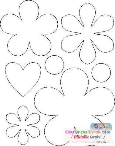 Çiçek Kalıpları (39)