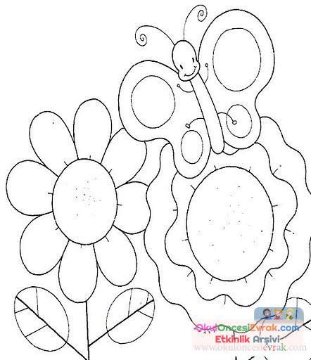 Çiçek Kalıpları (42)