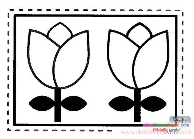Çiçek Kalıpları (46)
