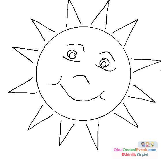 Gökyüzünde Neler Var güneş(129)