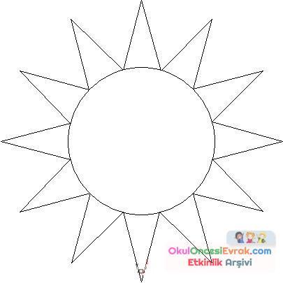 Gökyüzünde Neler Var güneş(131)