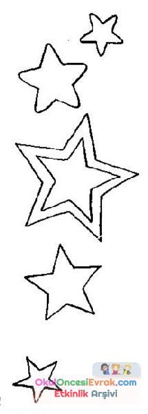 Gökyüzünde Neler Var yıldız (104)