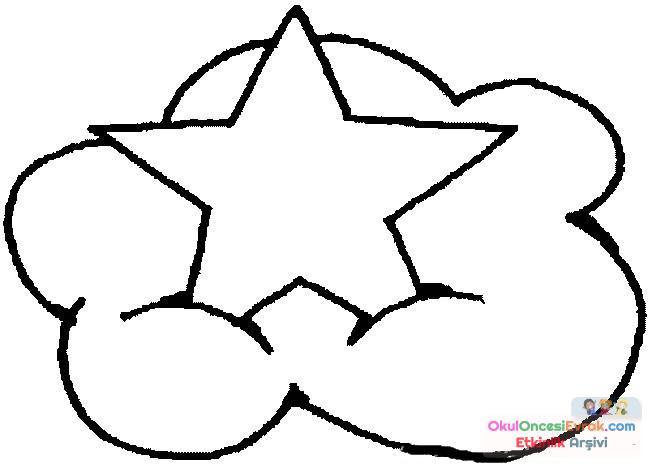 Gökyüzünde Neler Var yıldız (106)